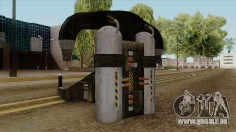 Original HD Jetpack für GTA San Andreas