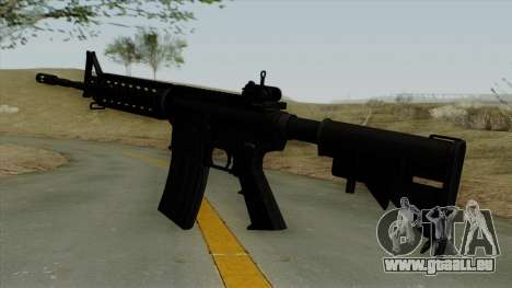 AR-15 Ironsight für GTA San Andreas zweiten Screenshot