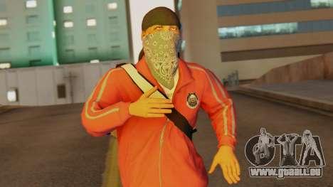 [BF Hardline] Gang Professional pour GTA San Andreas