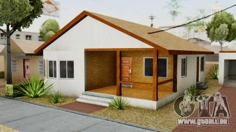 Big Smoke House für GTA San Andreas