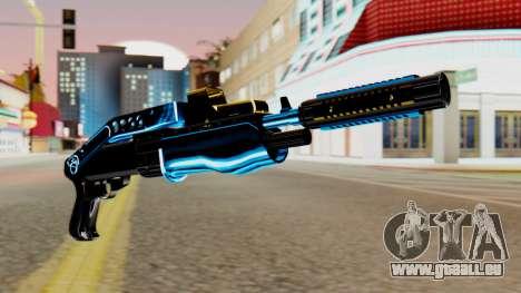 Fulmicotone Shotgun pour GTA San Andreas