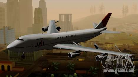 Boeing 747 JAL pour GTA San Andreas