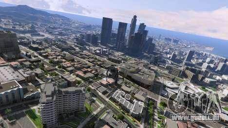 GTA 5 Neue Wetter-und Beleuchtung v2.0 dritten Screenshot