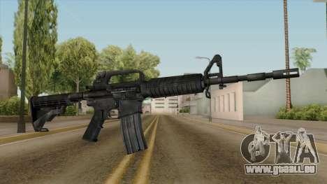 Original HD M4 für GTA San Andreas