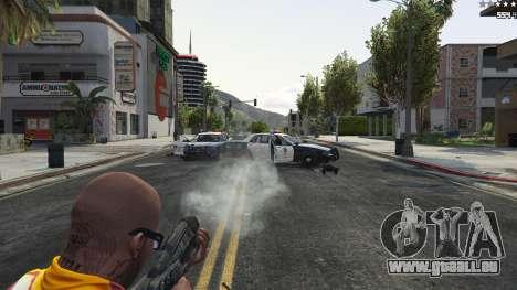 GTA 5 M-8 Avenger из Mass Effect 2 huitième capture d'écran