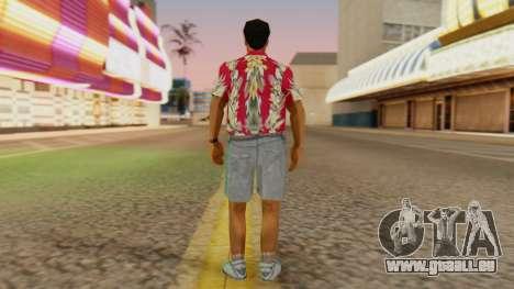 Tourist für GTA San Andreas dritten Screenshot