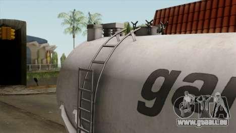 Trailer Kotte Garant für GTA San Andreas Innenansicht