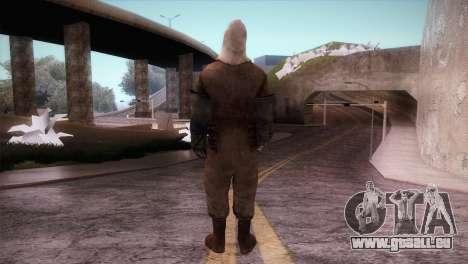 Order Soldier5 from Silent Hill pour GTA San Andreas troisième écran