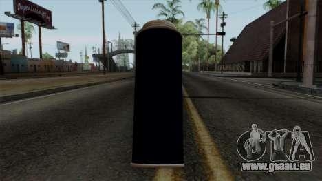 Original HD Spraycan pour GTA San Andreas deuxième écran