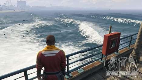 GTA 5 De grosses vagues v1.1