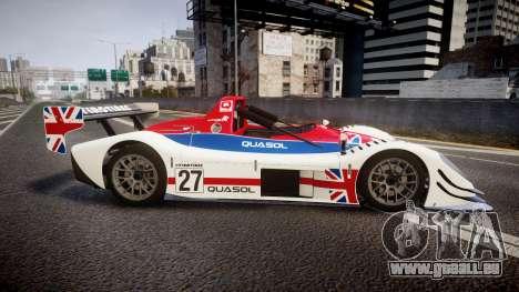 Radical SR8 RX 2011 [27] pour GTA 4 est une gauche