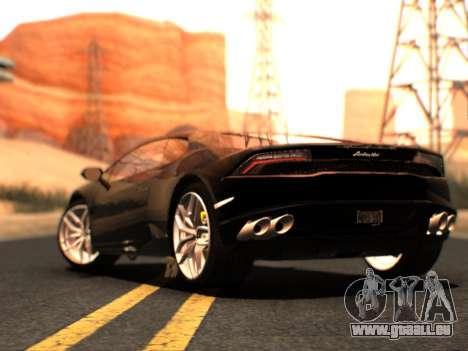Lime ENB 1.3 pour GTA San Andreas