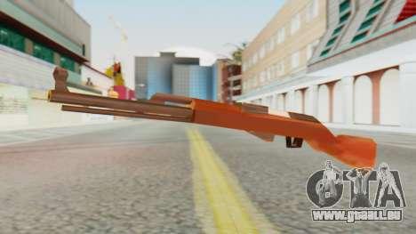 SKS SA Style für GTA San Andreas