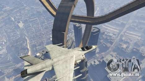 GTA 5 Maze Bank Loop The Loop vierten Screenshot
