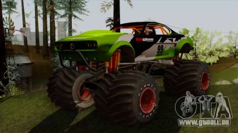 GTA 5 Vapid Big Foot pour GTA San Andreas