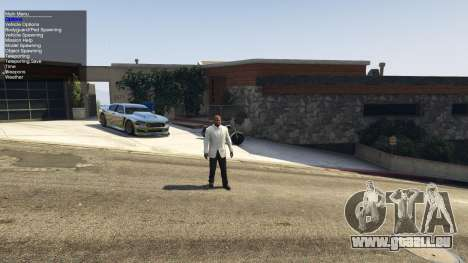 Simple Trainer 2.1 für GTA 5