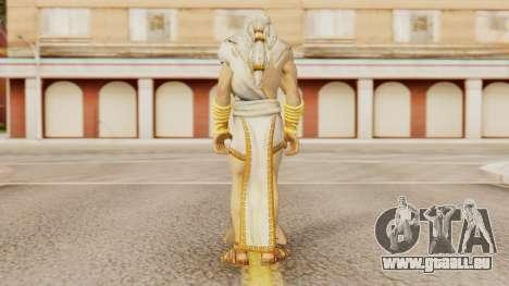 Zeus v1 God Of War 3 pour GTA San Andreas troisième écran