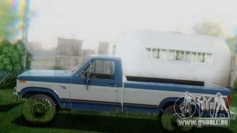 Ford F-150 1984 Final pour GTA San Andreas vue de côté