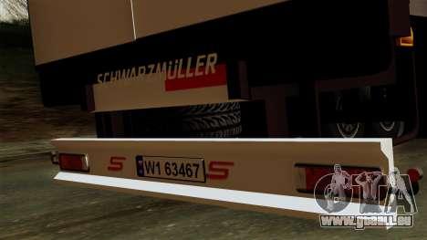Schwaplli pour GTA San Andreas vue de droite