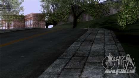 Roads Full Version LS-LV-SF für GTA San Andreas sechsten Screenshot