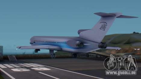 DMA Airtrain from GTA 3 v1.0 für GTA San Andreas linke Ansicht