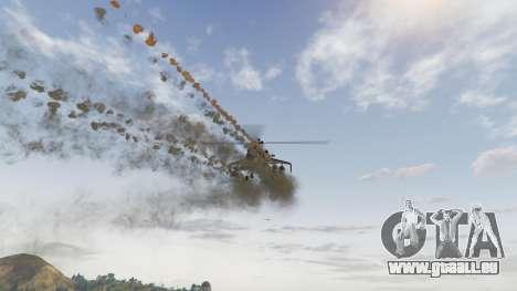 GTA 5 Realistic rocket pod 2.0 septième capture d'écran