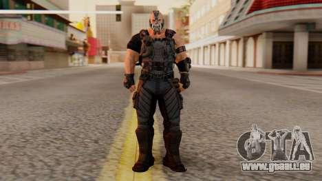 The Bane Ultimate Boss für GTA San Andreas zweiten Screenshot