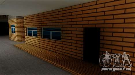 Neue Strukturen in der alten garage in Doherty für GTA San Andreas her Screenshot