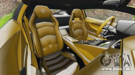 Lamborghini Aventador LP700-4 v1.0 pour GTA 5