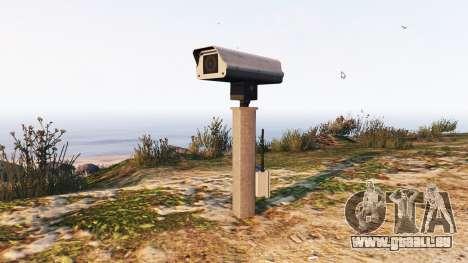 Polizei-radar-v1.1 für GTA 5