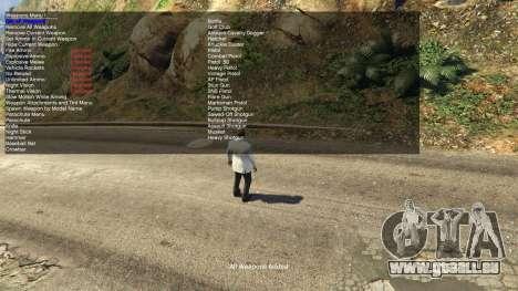 Simple Trainer 2.1 pour GTA 5