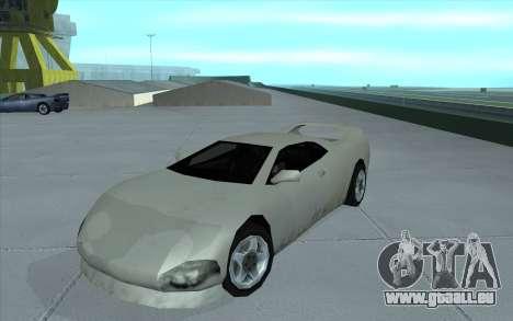 GTA 3 Infernus SA Style für GTA San Andreas