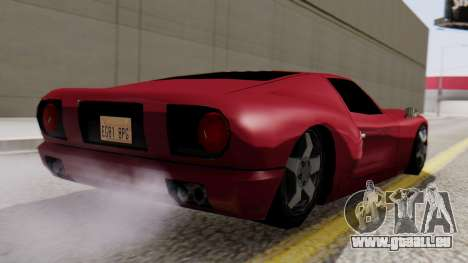Balle Al_Piso pour GTA San Andreas laissé vue