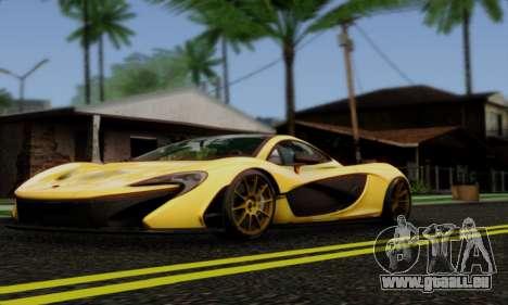 Inul ENB für GTA San Andreas zweiten Screenshot