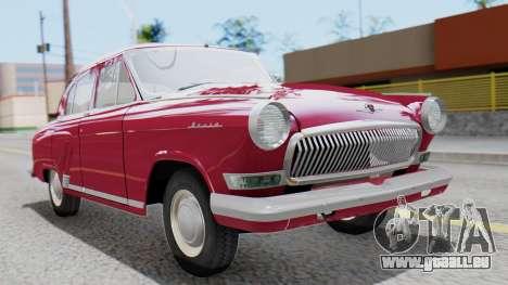 GAZ 21 Volga v3 pour GTA San Andreas
