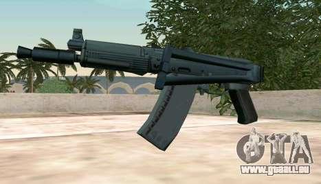 L'AKS-74U pour GTA San Andreas