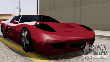 Kugel Al_Piso für GTA San Andreas
