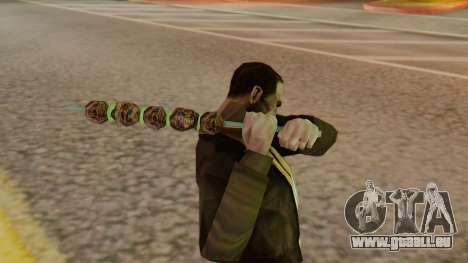 Skewer für GTA San Andreas dritten Screenshot