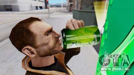 RT. Banque Sprunk pour GTA San Andreas troisième écran