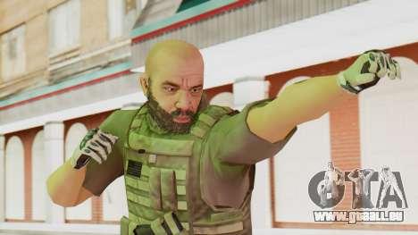 [GTA5] BlackOps2 Army Skin pour GTA San Andreas