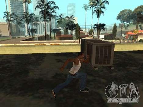 Animation de GTA Vice City pour GTA San Andreas septième écran