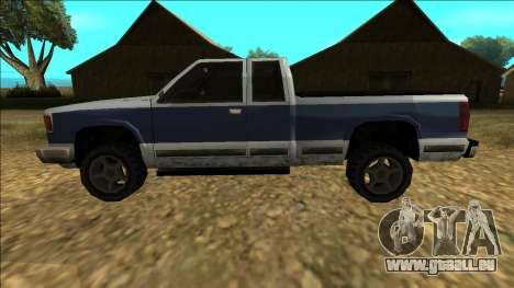 New Yosemite v2 pour GTA San Andreas salon