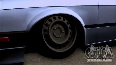 BMW M3 E30 Cabrio für GTA San Andreas zurück linke Ansicht