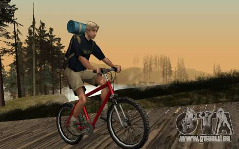 New Sky pour GTA San Andreas