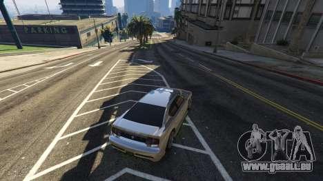 GTA 5 GhostAndreas dritten Screenshot