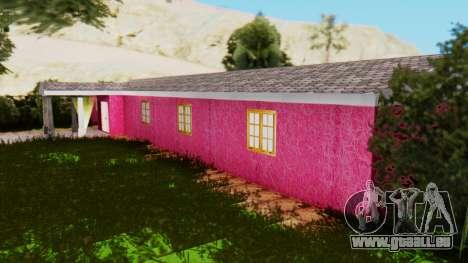 De nouvelles textures du club à Las Venturas pour GTA San Andreas quatrième écran