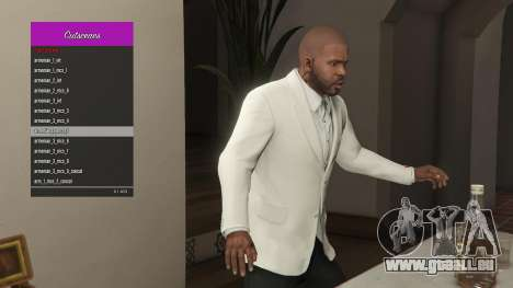 GTA 5 Le Gestionnaire de scènes coupées
