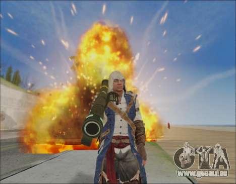 Flash ENB für GTA San Andreas zweiten Screenshot