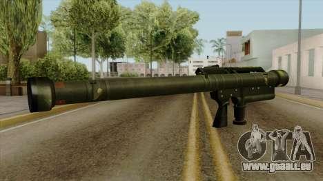 Original HD Heatseek pour GTA San Andreas deuxième écran