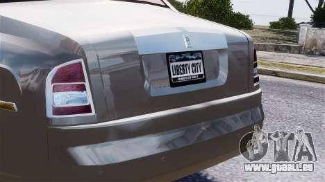 Rolls-Royce Phantom LWB für GTA 4 rechte Ansicht